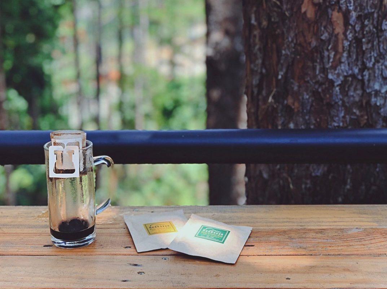 Buoi sang cua toi voi Drip coffee bag